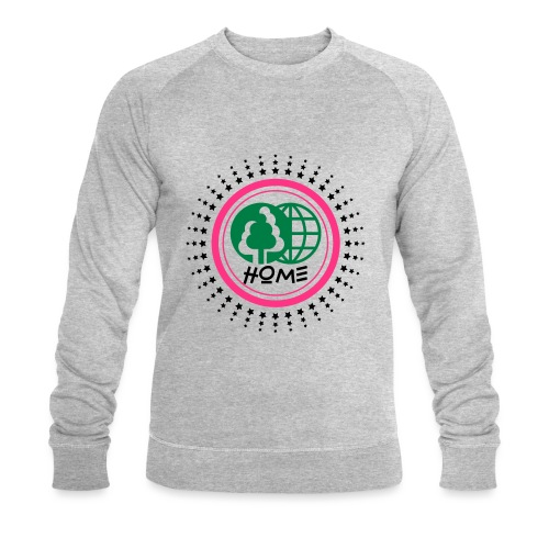 Planète home sweet home - Men's Organic Sweatshirt by Stanley & Stella