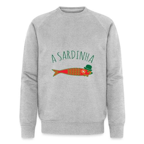 A Sardinha - Bandeira - Sweat-shirt bio Stanley & Stella Homme
