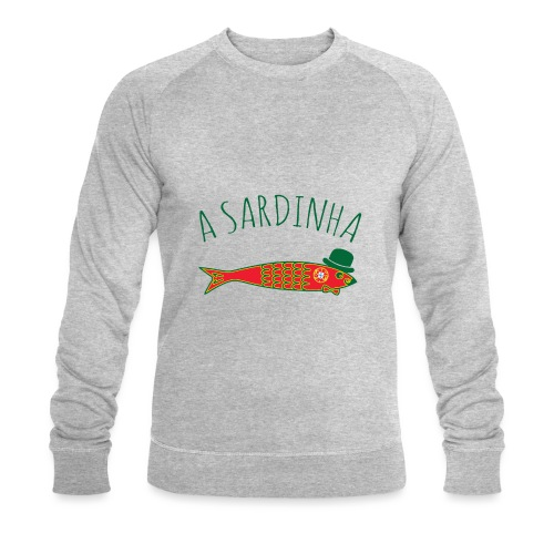 A Sardinha - Bandeira - Sweat-shirt bio