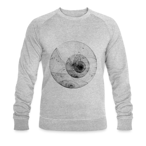 Eyedensity - Men's Organic Sweatshirt by Stanley & Stella