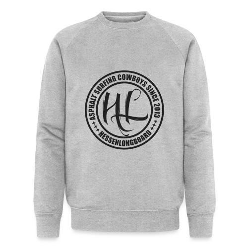 Hessenlongboard® Asphalt Cowboy 2016 - Männer Bio-Sweatshirt