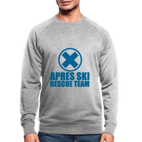 apres-ski rescue team - Mannen bio sweatshirt van Stanley & Stella