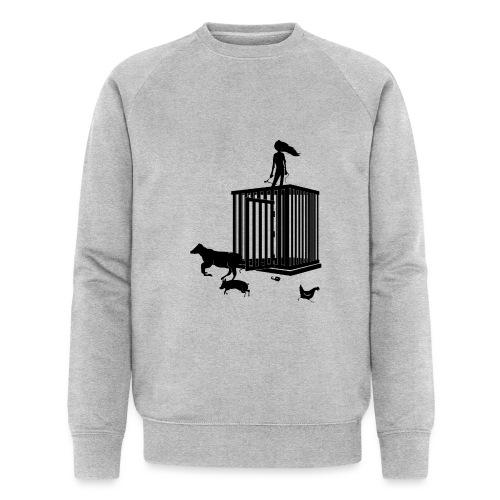Strong Woman - Økologisk sweatshirt til herrer
