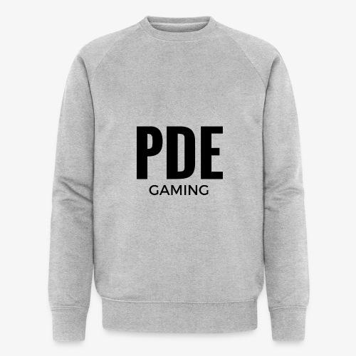 PDE Gaming - Männer Bio-Sweatshirt