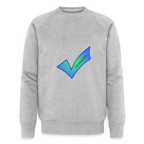 Thetwoboys_Designs - Økologisk sweatshirt til herrer