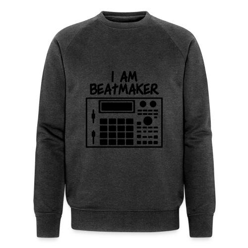 i am beatmaker - Sweat-shirt bio Stanley & Stella Homme