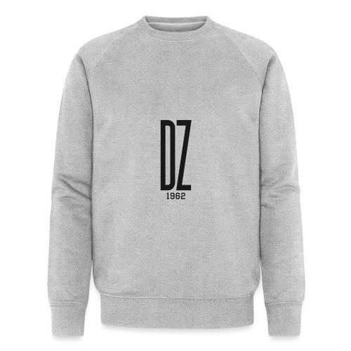 Logo transparent noir DZ 1962 - Sweat-shirt bio