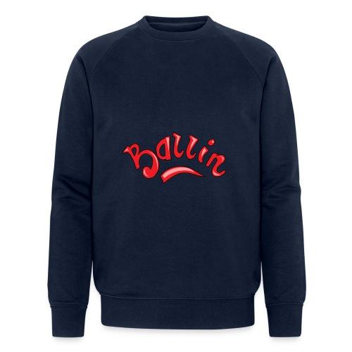 Ballin - Mannen bio sweatshirt van Stanley & Stella
