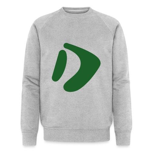 Logo D Green DomesSport - Männer Bio-Sweatshirt von Stanley & Stella