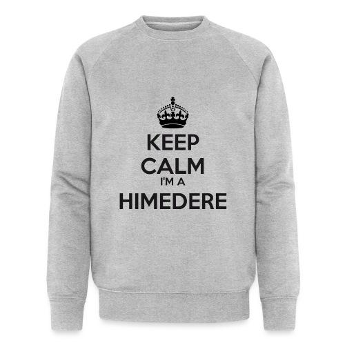 Himedere keep calm - Men's Organic Sweatshirt by Stanley & Stella