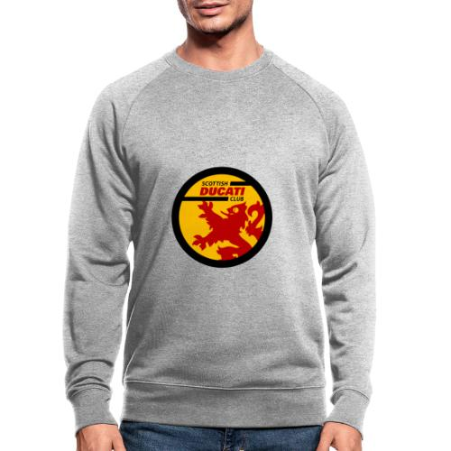 GIF logo - Men's Organic Sweatshirt