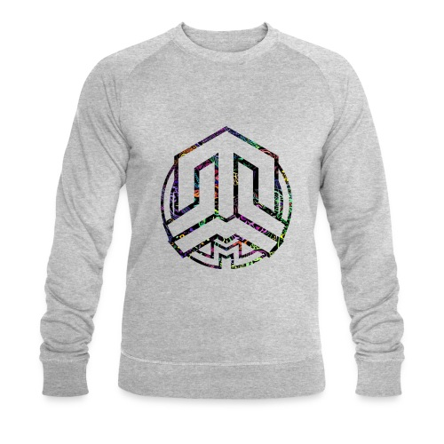 Cookie logo colors - Men's Organic Sweatshirt by Stanley & Stella