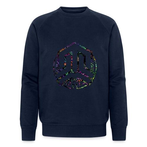 Cookie logo colors - Men's Organic Sweatshirt by Stanley & Stella