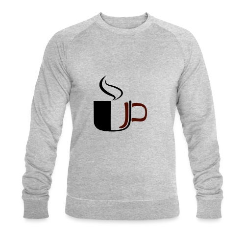 JU Kahvikuppi logo - Miesten luomucollegepaita