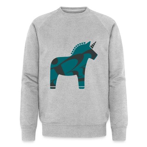 Swedish Unicorn - Männer Bio-Sweatshirt von Stanley & Stella