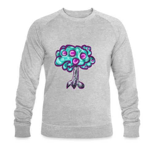 Neon Tree - Men's Organic Sweatshirt by Stanley & Stella