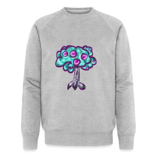 Neon Tree - Men's Organic Sweatshirt