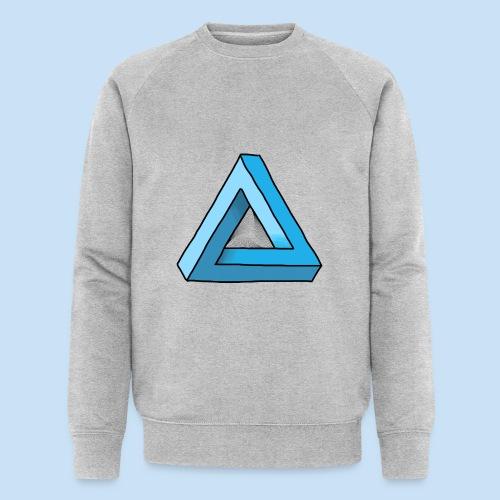 Triangular - Männer Bio-Sweatshirt