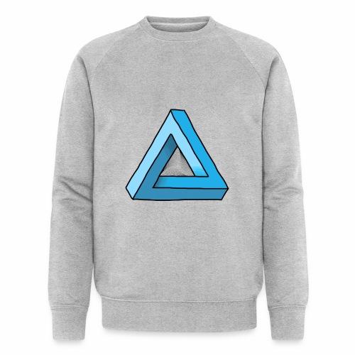Triangular - Männer Bio-Sweatshirt von Stanley & Stella