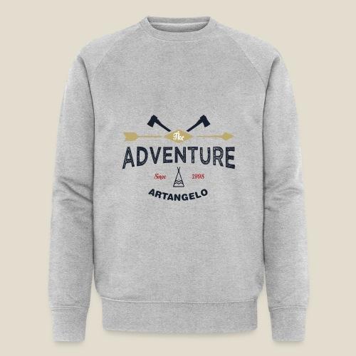 Outdoor adventure - Sweat-shirt bio Stanley & Stella Homme