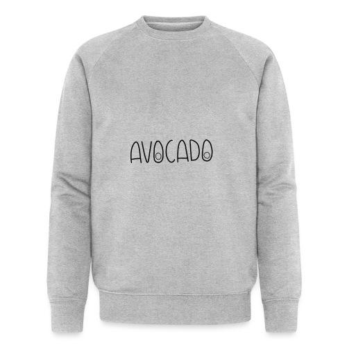 Avocado - Männer Bio-Sweatshirt