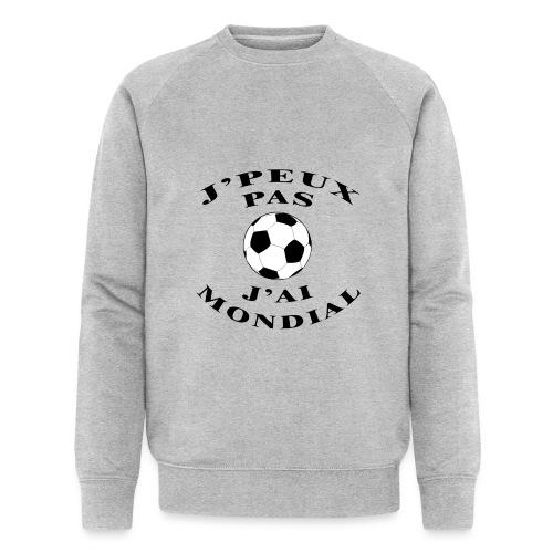 J PEUX PAS J AI MONDIAL - Sweat-shirt bio Stanley & Stella Homme