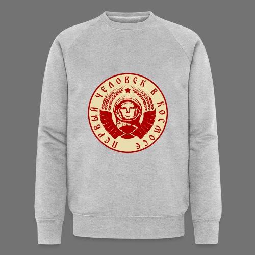 Cosmonaut 2c - Men's Organic Sweatshirt by Stanley & Stella