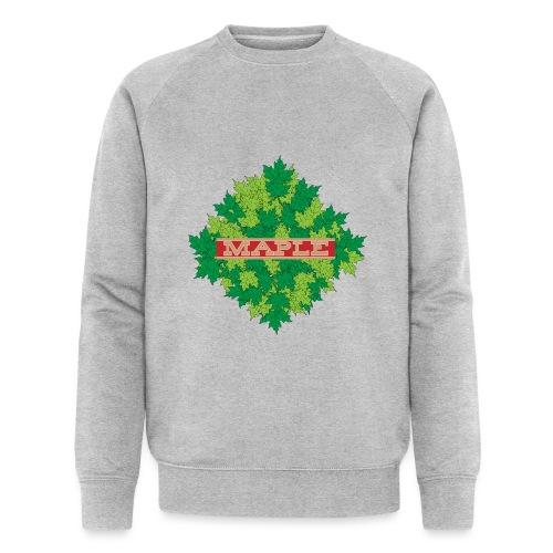 maple - Männer Bio-Sweatshirt von Stanley & Stella