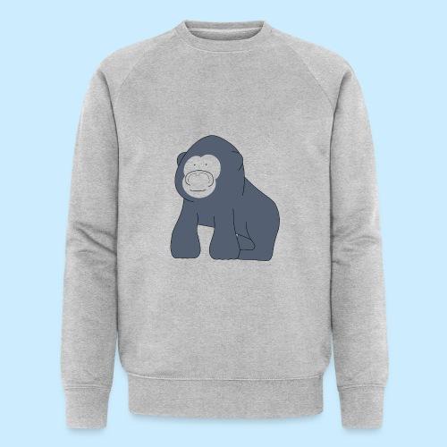 Baby Gorilla - Men's Organic Sweatshirt by Stanley & Stella