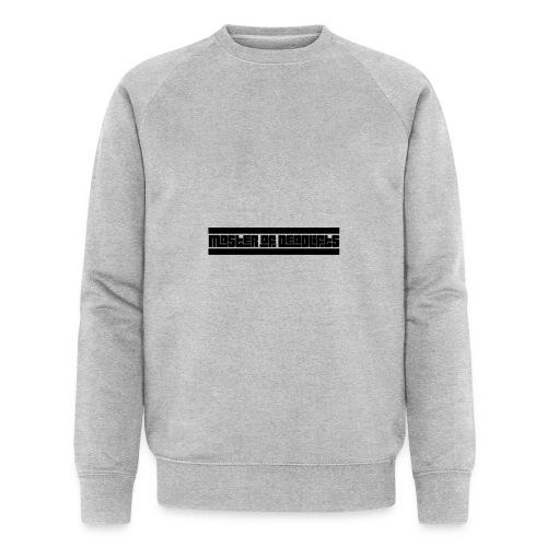 Master of Deadlifts, Geschenkidee für starke Kerle - Männer Bio-Sweatshirt von Stanley & Stella