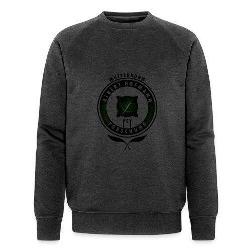 AlbertHofmann_Forschung - Männer Bio-Sweatshirt von Stanley & Stella