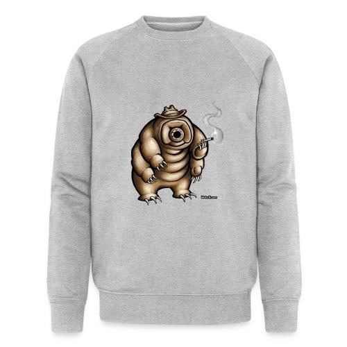 Smokey the Water Bear - Men's Organic Sweatshirt by Stanley & Stella