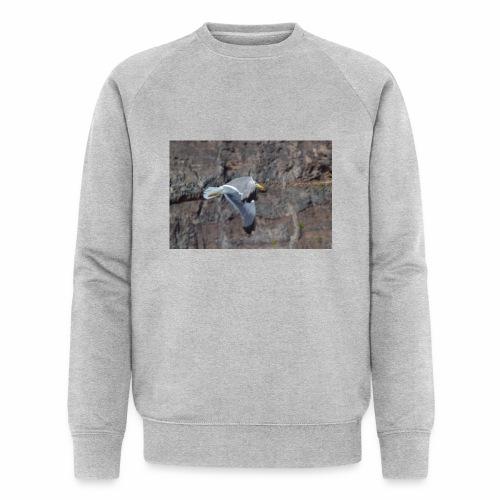 Möwe - Männer Bio-Sweatshirt von Stanley & Stella