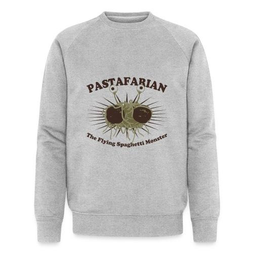 The Flying Spaghetti Monster - Men's Organic Sweatshirt by Stanley & Stella