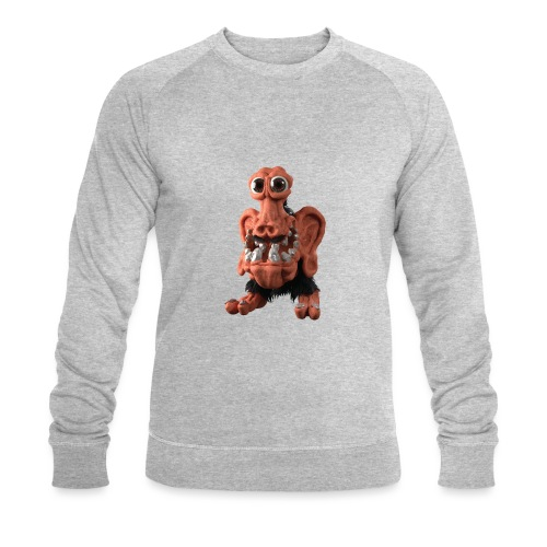Very positive monster - Men's Organic Sweatshirt