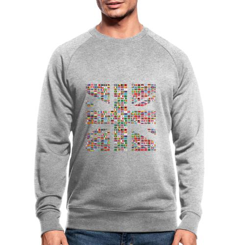 The Union Hack - Men's Organic Sweatshirt