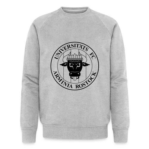 UFC Logo nur schwarz - Männer Bio-Sweatshirt von Stanley & Stella