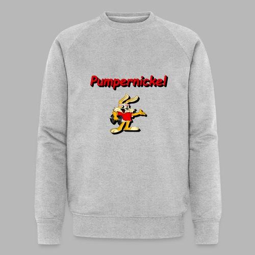 Pumpernickel - Männer Bio-Sweatshirt von Stanley & Stella