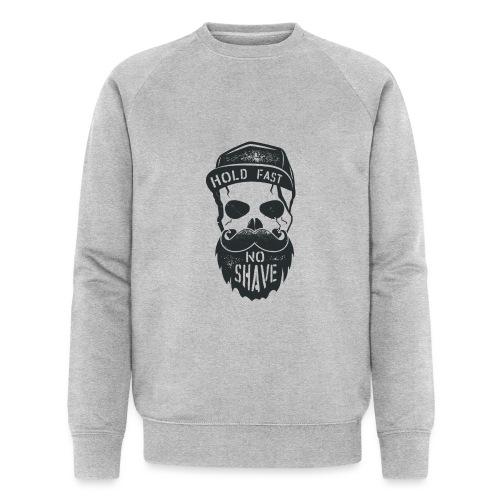 No Shave - Männer Bio-Sweatshirt von Stanley & Stella