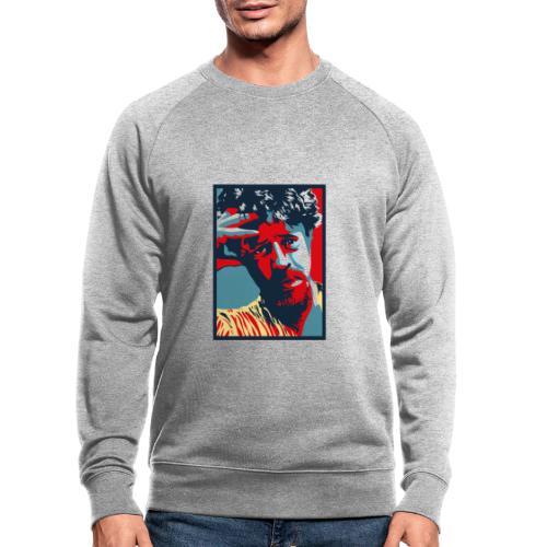 Franky Bordo - Mannen bio sweatshirt