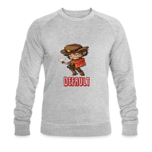DeF Clan logo - Økologisk sweatshirt for menn fra Stanley & Stella