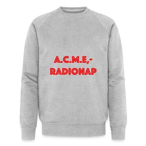 acmeradionaprot - Männer Bio-Sweatshirt von Stanley & Stella