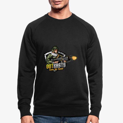 OutKasts [OKT] Logo 2 - Men's Organic Sweatshirt