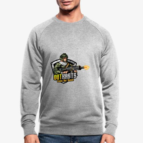 OutKasts [OKT] Logo 2 - Men's Organic Sweatshirt