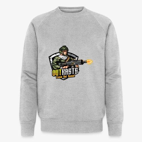 OutKasts [OKT] Logo 2 - Men's Organic Sweatshirt by Stanley & Stella