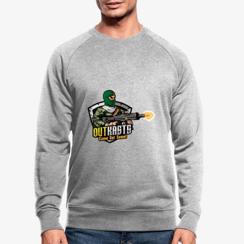 OutKasts [OKT] Logo 1 - Men's Organic Sweatshirt