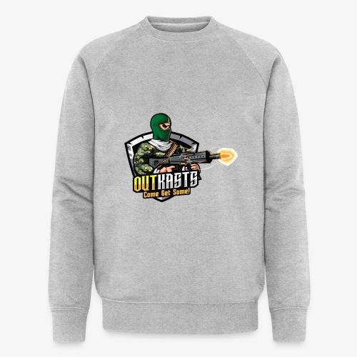 OutKasts [OKT] Logo 1 - Men's Organic Sweatshirt by Stanley & Stella