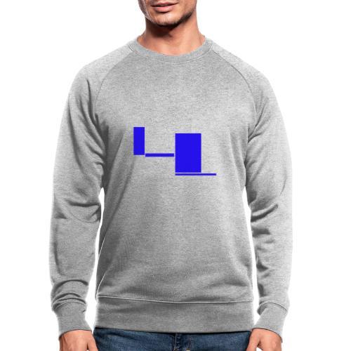 Secret 4 - Männer Bio-Sweatshirt