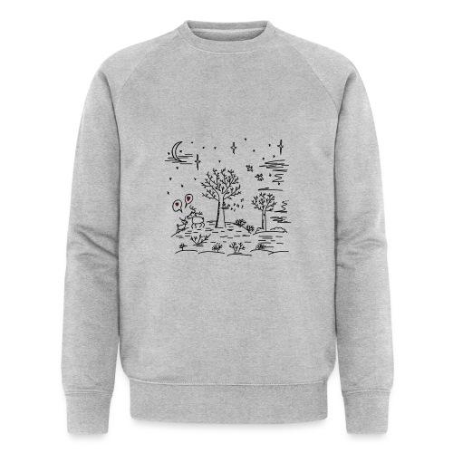 winter tafereel - Sweat-shirt bio Stanley & Stella Homme