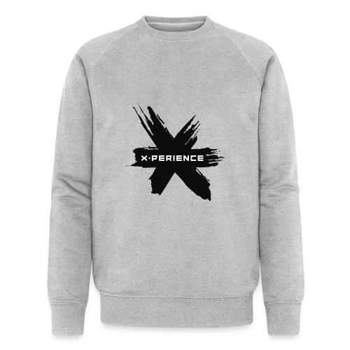 x-perience - Das neue Logo - Männer Bio-Sweatshirt von Stanley & Stella